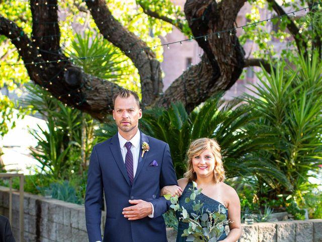 Amy and Aaron's Wedding in Tucson, Arizona 12