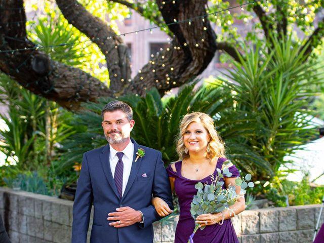 Amy and Aaron's Wedding in Tucson, Arizona 13