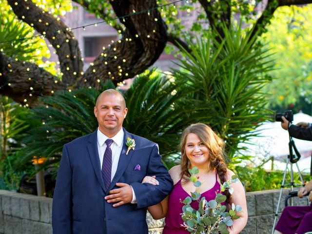 Amy and Aaron's Wedding in Tucson, Arizona 14