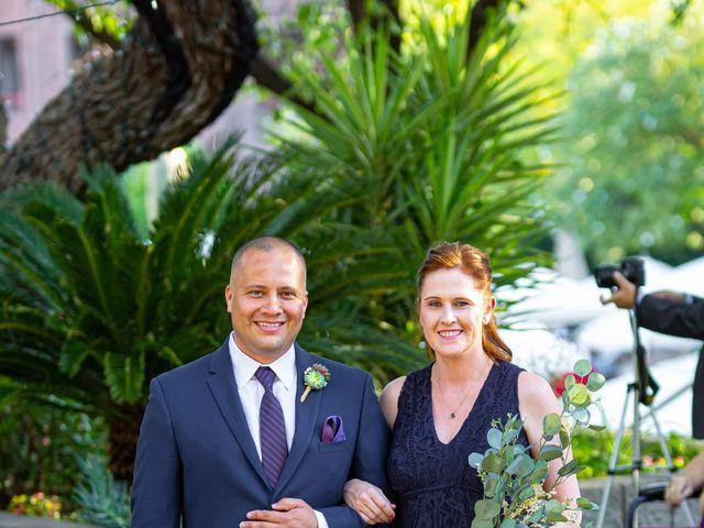Amy and Aaron's Wedding in Tucson, Arizona 15