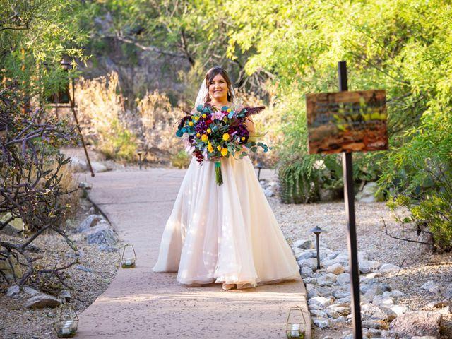 Amy and Aaron's Wedding in Tucson, Arizona 18