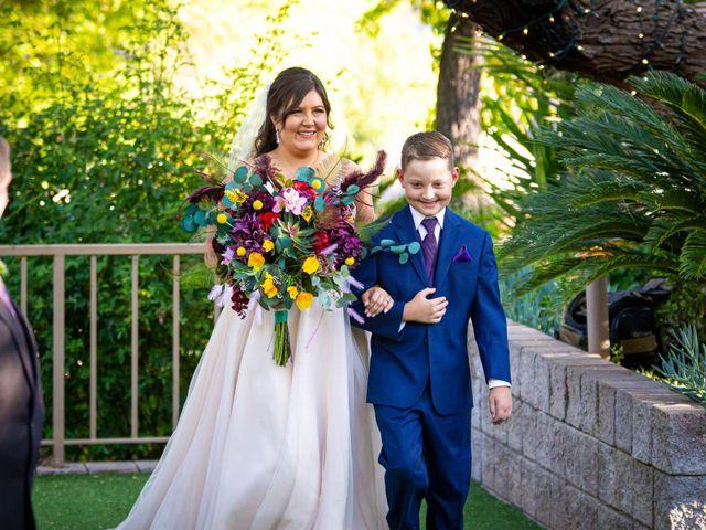 Amy and Aaron's Wedding in Tucson, Arizona 19