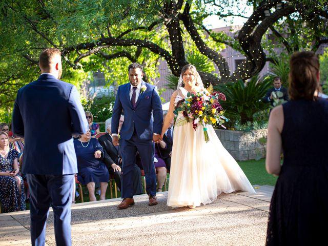 Amy and Aaron's Wedding in Tucson, Arizona 21