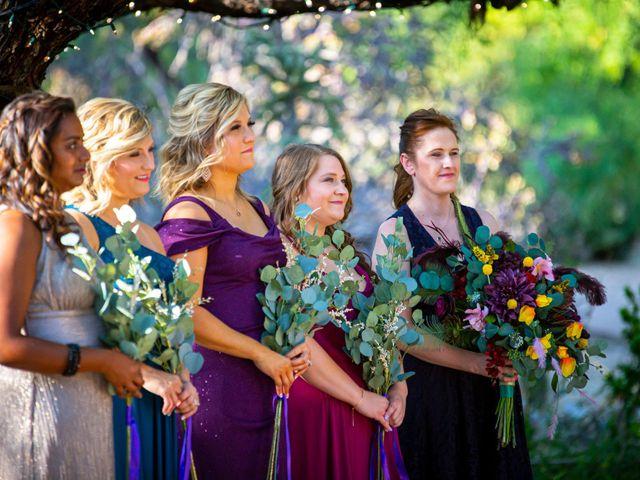 Amy and Aaron's Wedding in Tucson, Arizona 22