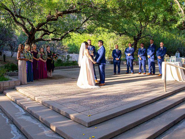 Amy and Aaron's Wedding in Tucson, Arizona 23