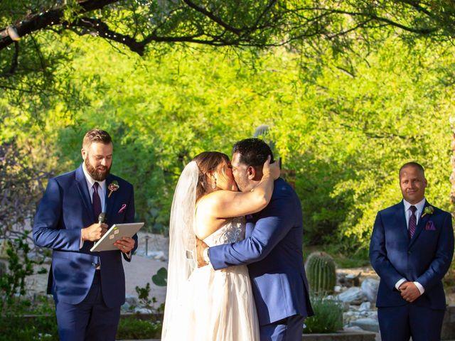 Amy and Aaron's Wedding in Tucson, Arizona 25