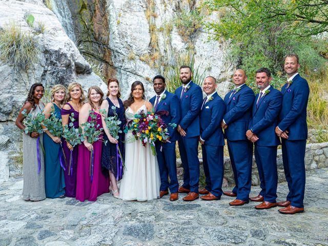Amy and Aaron's Wedding in Tucson, Arizona 27
