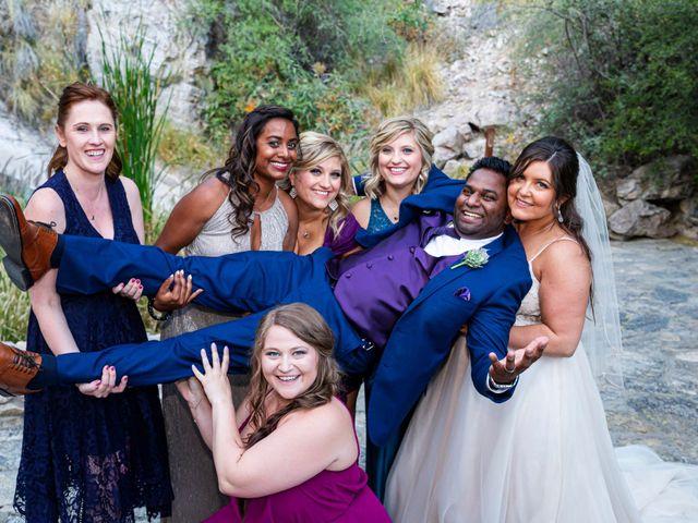 Amy and Aaron's Wedding in Tucson, Arizona 29