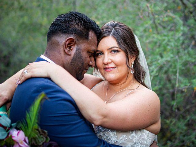 Amy and Aaron's Wedding in Tucson, Arizona 37