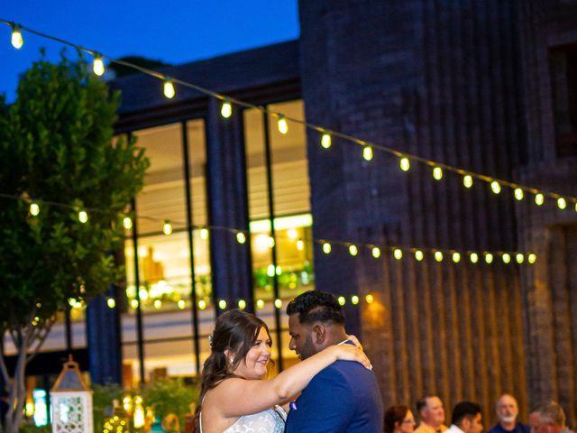 Amy and Aaron's Wedding in Tucson, Arizona 42