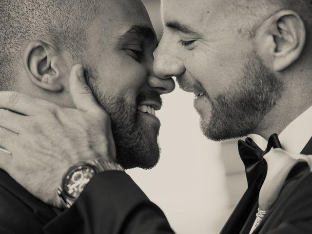 Felipe and Justin's Wedding in Miami, Florida 16