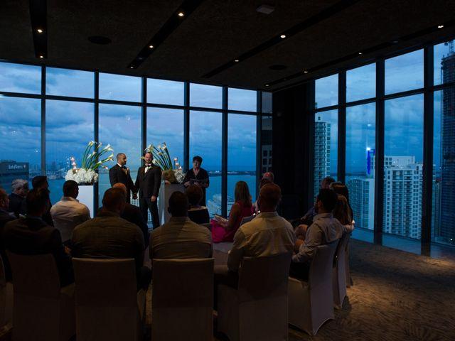 Felipe and Justin's Wedding in Miami, Florida 22
