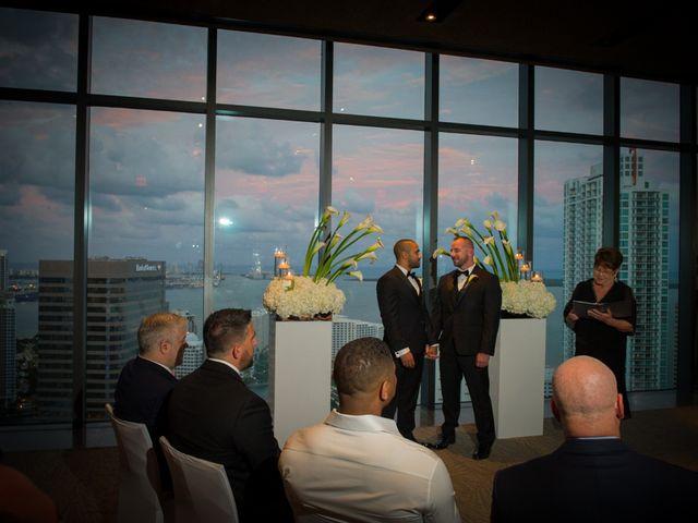 Felipe and Justin's Wedding in Miami, Florida 23