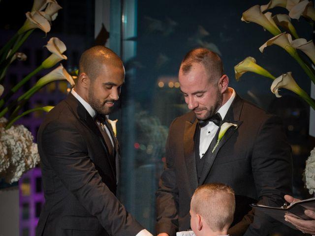 Felipe and Justin's Wedding in Miami, Florida 27