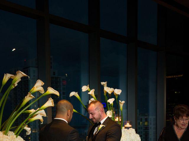 Felipe and Justin's Wedding in Miami, Florida 28