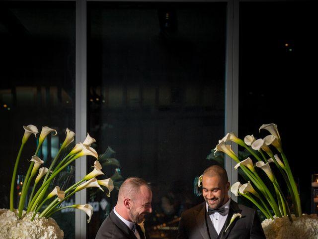 Felipe and Justin's Wedding in Miami, Florida 32