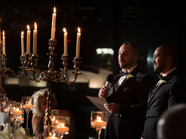 Felipe and Justin's Wedding in Miami, Florida 39