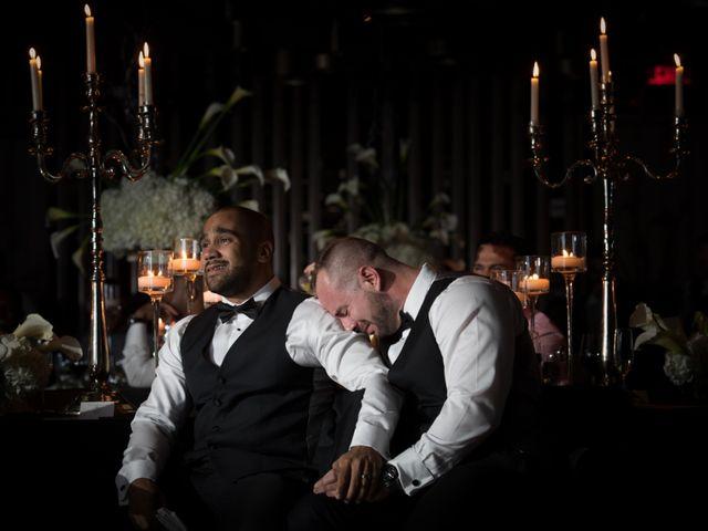 Felipe and Justin's Wedding in Miami, Florida 43