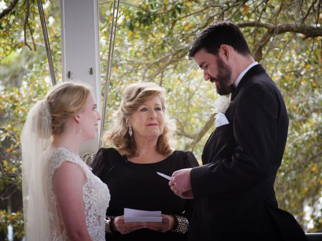 George and Michelle's Wedding in Charleston, South Carolina 27