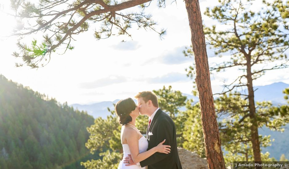 Jack and Rose's Wedding in Golden, Colorado