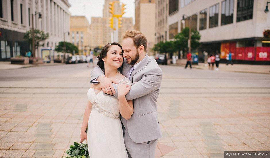 Ben and Sarah's Wedding in Buffalo, New York