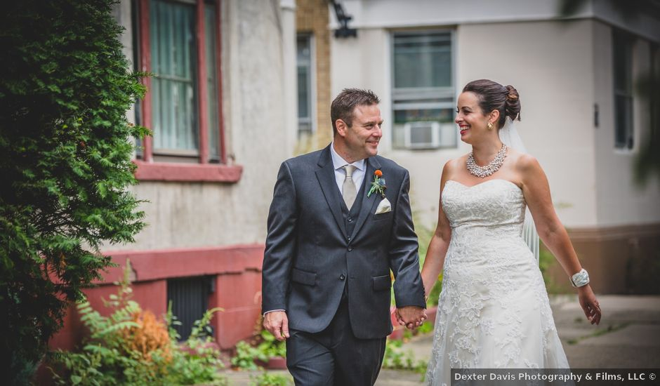 Peter and Laura's Wedding in Schenectady, New York