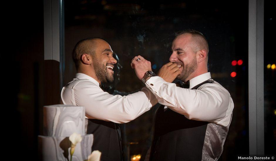 Felipe and Justin's Wedding in Miami, Florida