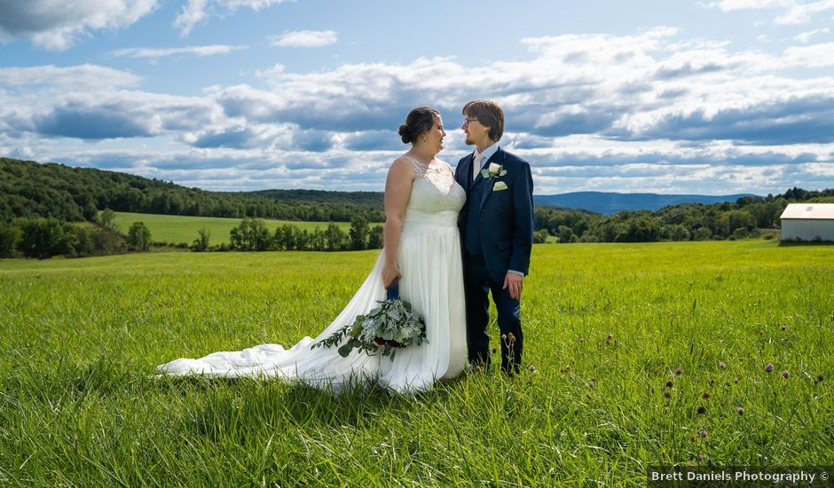 Carson and Emily's Wedding in Binghamton, New York