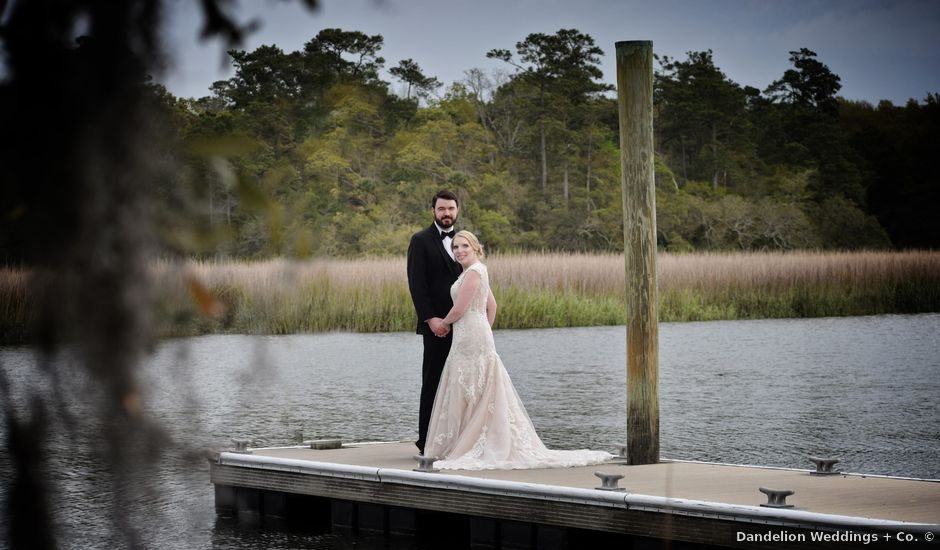 George and Michelle's Wedding in Charleston, South Carolina