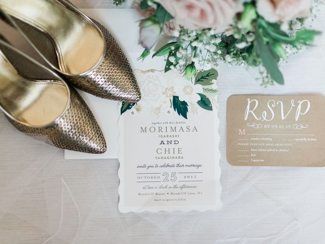 Chie and Mori's Wedding in Woodcliff Lake, New Jersey 1