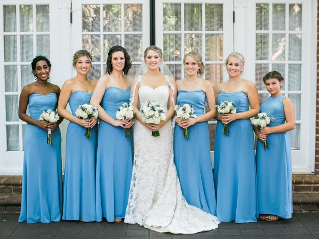 Meagan and Kenny's Wedding in Annapolis Junction, Maryland 5