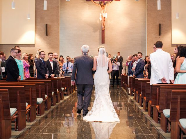 Meagan and Kenny's Wedding in Annapolis Junction, Maryland 9