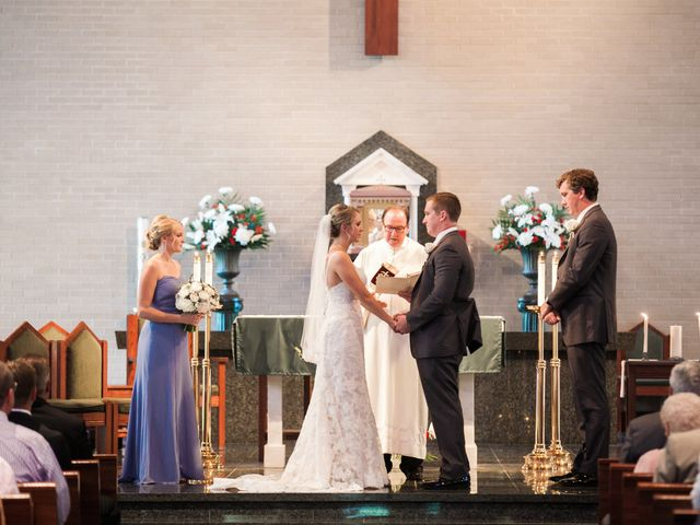 Meagan and Kenny's Wedding in Annapolis Junction, Maryland 10