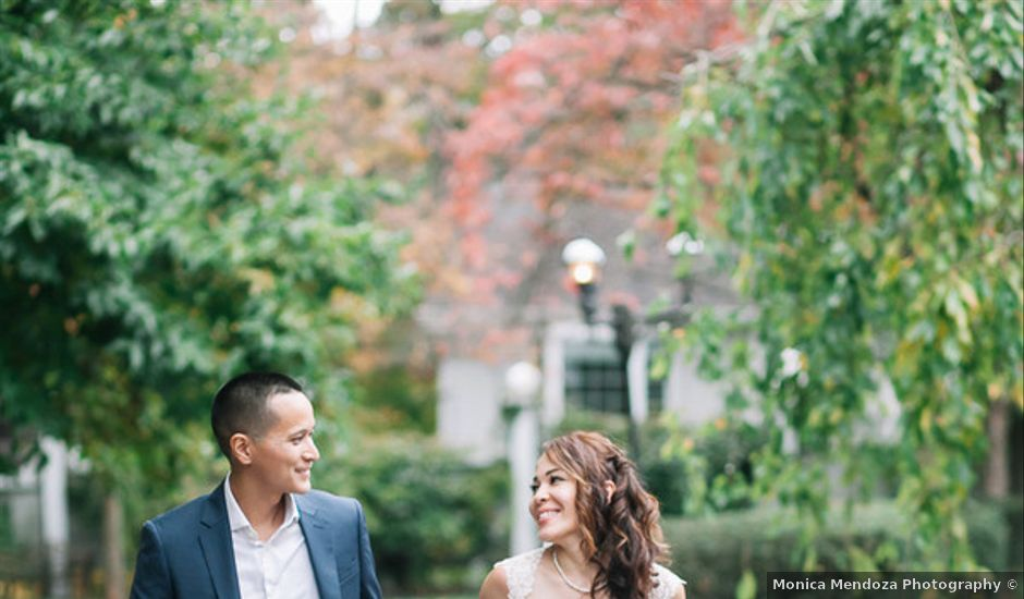 Chie and Mori's Wedding in Woodcliff Lake, New Jersey
