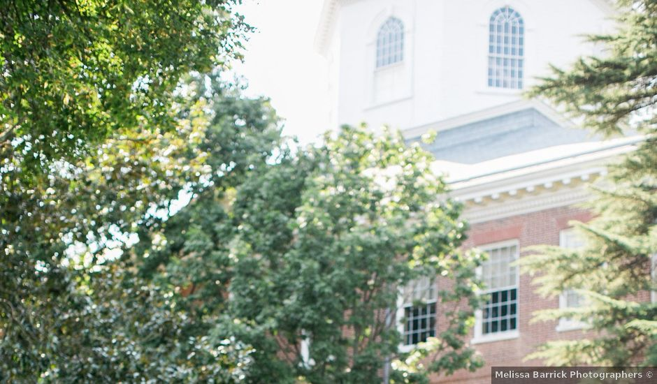 Meagan and Kenny's Wedding in Annapolis Junction, Maryland
