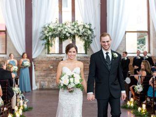 The wedding of Katherine and Chris
