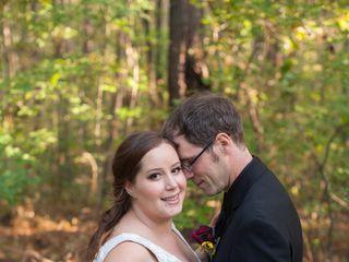 The wedding of Cara and Joel 2
