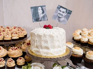 The wedding of Nick and Sara 1