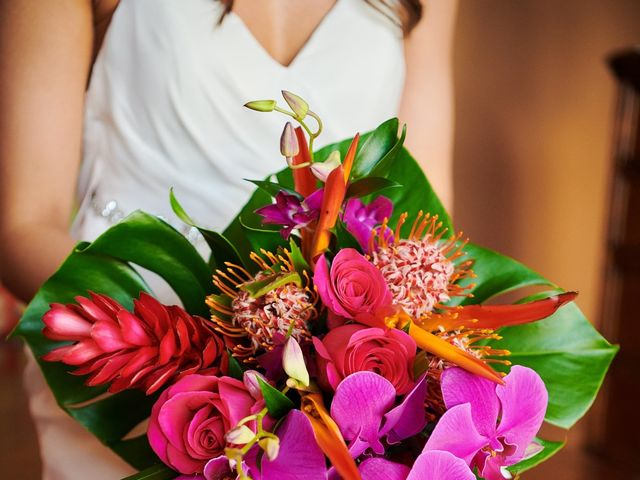 Chris and Diana's Wedding in Hamilton, Bermuda 5