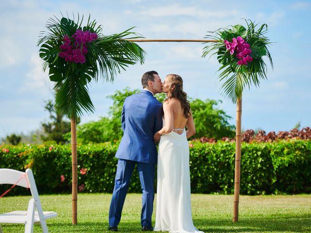 Chris and Diana's Wedding in Hamilton, Bermuda 9