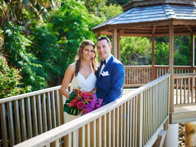 Chris and Diana's Wedding in Hamilton, Bermuda 12