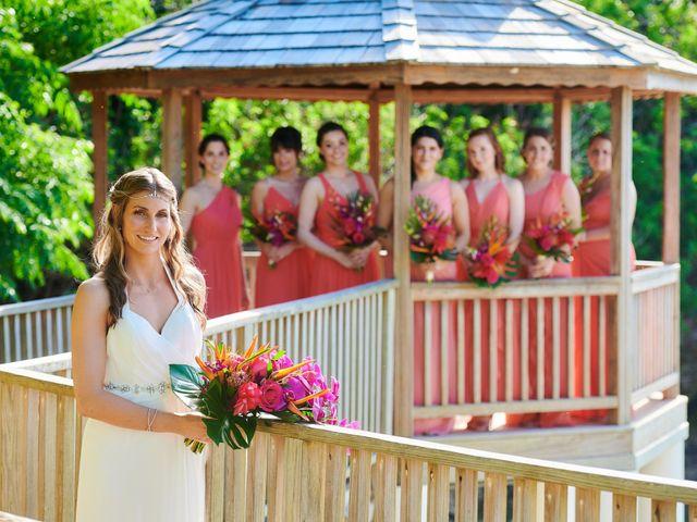 Chris and Diana's Wedding in Hamilton, Bermuda 14