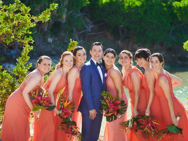Chris and Diana's Wedding in Hamilton, Bermuda 15