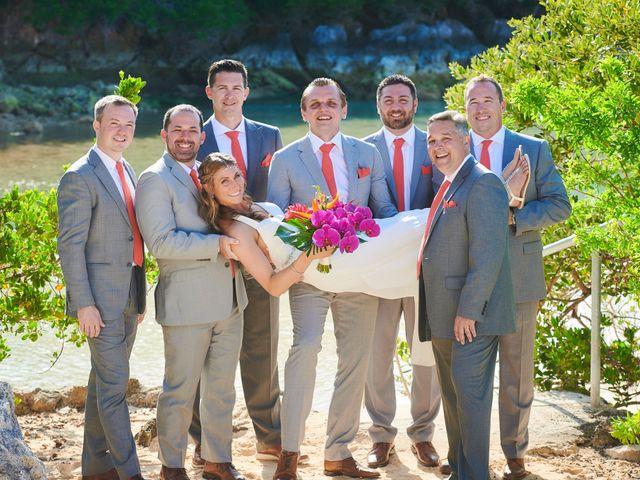 Chris and Diana's Wedding in Hamilton, Bermuda 16