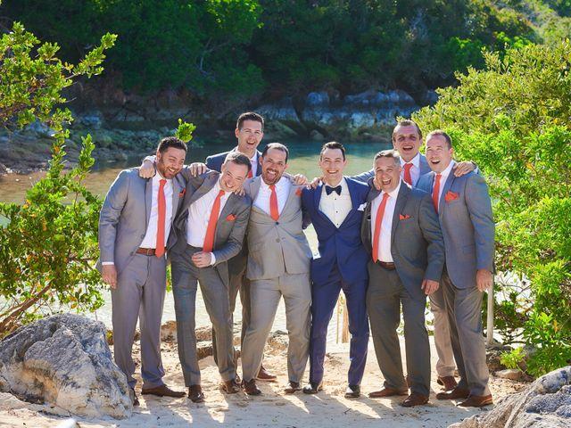 Chris and Diana's Wedding in Hamilton, Bermuda 17