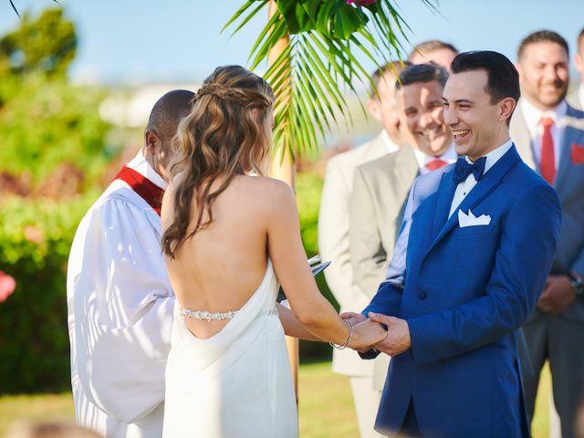 Chris and Diana's Wedding in Hamilton, Bermuda 18