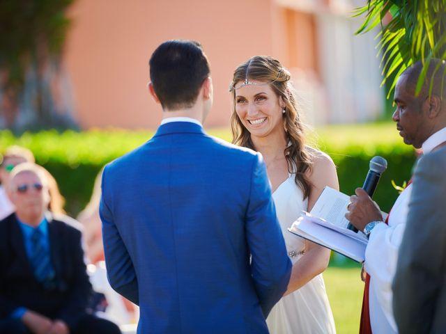 Chris and Diana's Wedding in Hamilton, Bermuda 19