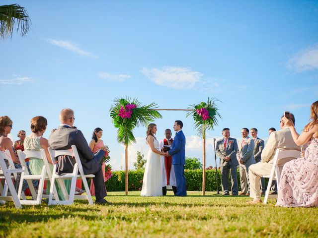 Chris and Diana's Wedding in Hamilton, Bermuda 21