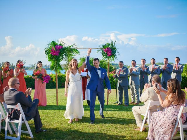 Chris and Diana's Wedding in Hamilton, Bermuda 22