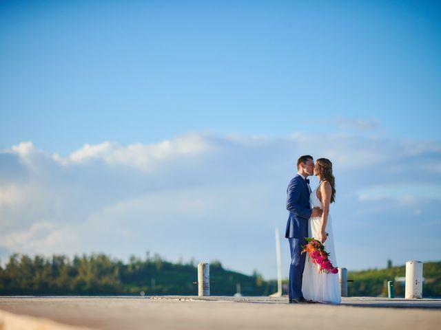 Chris and Diana's Wedding in Hamilton, Bermuda 24